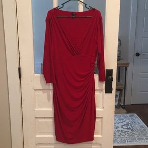 Red Dress perfect for Valentines Day! Size 18